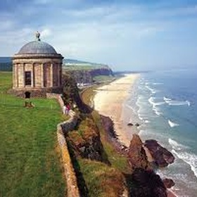 See the Mussenden Temple~Irealnd - Bucket List Ideas