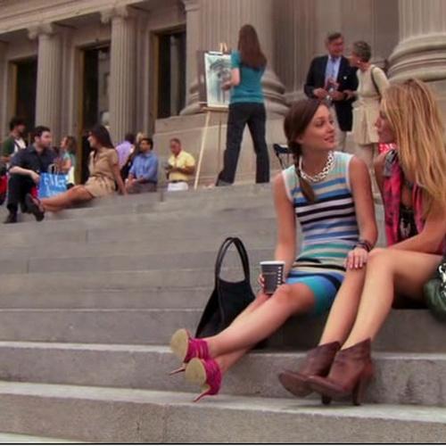 Visiter le MET et prendre une photo sur les marches comme dans Gossip Girl - Bucket List Ideas