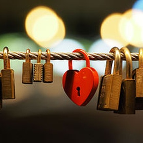 Add A Love Lock To A Love Lock Bridge - Bucket List Ideas