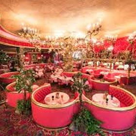 Eat at the Madonna Inn - Bucket List Ideas