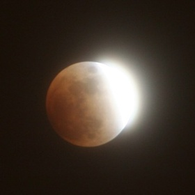 See a Lunar Eclipse - Bucket List Ideas