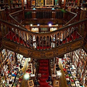 Visit Livraria Lello in Porto, Portugal - Bucket List Ideas