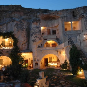 Stay in a cave hotel - Bucket List Ideas