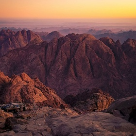 See the sunset from the mountain of Moses - Bucket List Ideas
