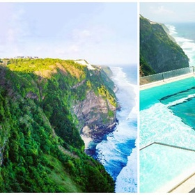 Live life on the edge at One Eighty's cliffside infinity pool | Bali | Indonesia - Bucket List Ideas