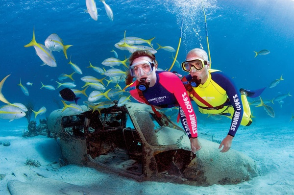 Go Snuba diving - Bucket List Ideas