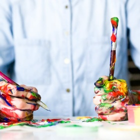 Take art classes - Bucket List Ideas