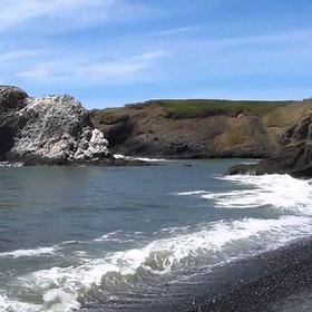 Walk Cobble Beach in Oregon - Bucket List Ideas