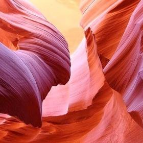 Visit Antelope Canyon in Arizona - Bucket List Ideas