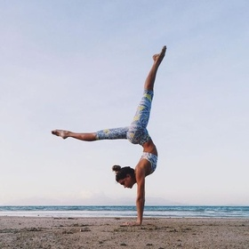 Do the Handstand - Bucket List Ideas