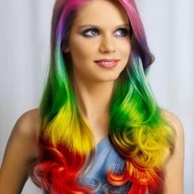 Dye my hair a cool colour - Bucket List Ideas