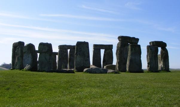 Visit the Stonehenge - Bucket List Ideas