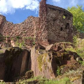 Jeden Monat eine Burg/ Ruine/ Schloss/ Sehenswürdigkeit besuchen - Bucket List Ideas
