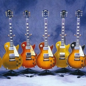 Own a fantastic collection of guitars - Bucket List Ideas