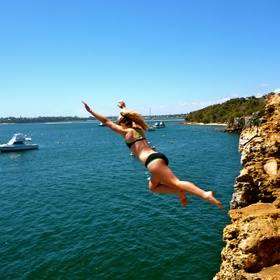 Cliff Jump for the First Time - Bucket List Ideas