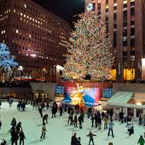 Visit New York City at Christmas time! - Bucket List Ideas