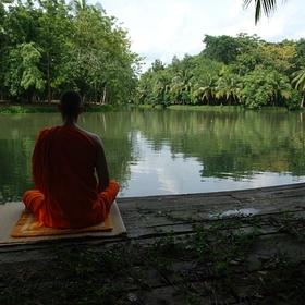 Go to a meditation retreat - Bucket List Ideas