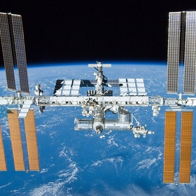 See the International Space Station (ISS) - Bucket List Ideas