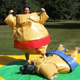 Do fake sumo wrestling - Bucket List Ideas
