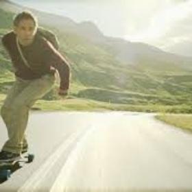 Longboard in Iceland - Bucket List Ideas