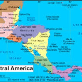 Travel throughout Central America - Bucket List Ideas
