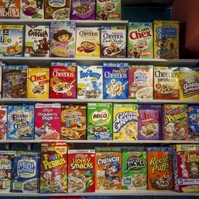 Go to a cereal cafe - Bucket List Ideas