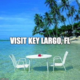 Visit Key Largo, FL - Bucket List Ideas