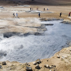 Go to a geothermal Spring - Bucket List Ideas