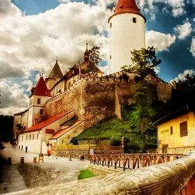 Visit Krivoklat Castle, Czech Republic - Bucket List Ideas