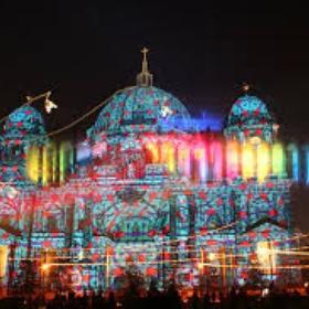 Attend the Berlin Festival of Lights - Bucket List Ideas