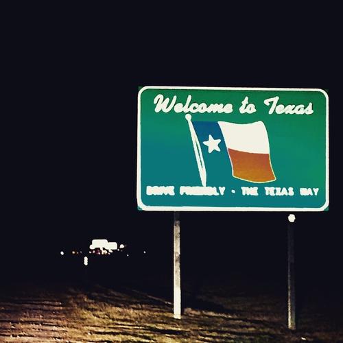 Road Trip to Texas - Bucket List Ideas