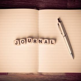Journal every day for 1 month - Bucket List Ideas