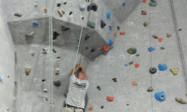 Rock climbing - Bucket List Ideas