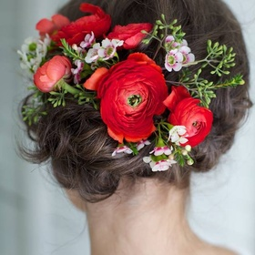 Have the same hairstyle at my wedding - Bucket List Ideas