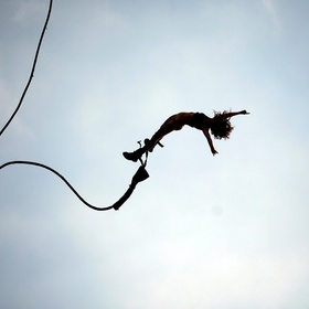 Bungee Jump - Bucket List Ideas