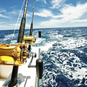 Go deep sea fishing - Bucket List Ideas