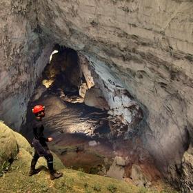Go spelunking into a deep cave - Bucket List Ideas