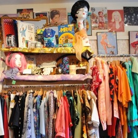 Buy Something from a Charity Shop - Bucket List Ideas