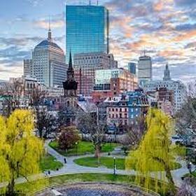 Visit Boston, MA - Bucket List Ideas