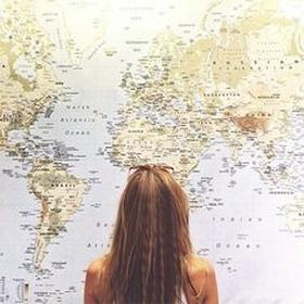Work abroad! - Bucket List Ideas