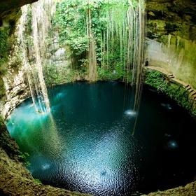 Visit and swim in cenote - Bucket List Ideas