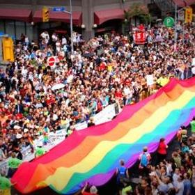 Go to the Pride Parade - Bucket List Ideas