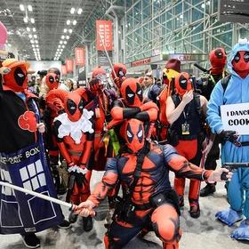 Go to Comic Con in San Diego - Bucket List Ideas