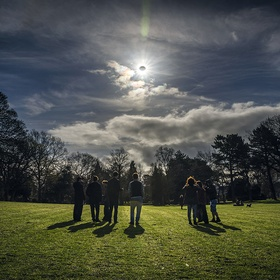 Watch a solar eclipse - Bucket List Ideas