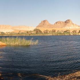 Visit Lakes of Ounianga - Bucket List Ideas