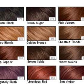 Dye my hair a different colour for myself - Bucket List Ideas