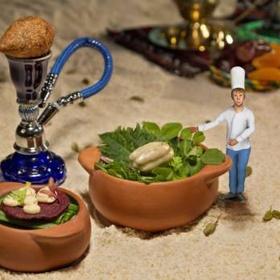 Experience 'Le Petit Chef' dining - Bucket List Ideas