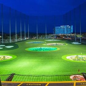 Go to Top Golf - Bucket List Ideas
