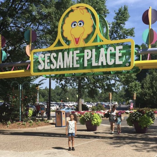 Take my daughter to Sesame place! - Bucket List Ideas