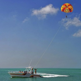 Go Paragliding or Parasailing - Bucket List Ideas